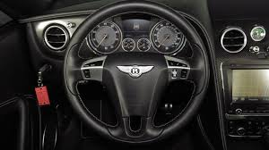 bentley steering wheel 2013 used bentley continental gt v8 2dr convertible at scottsdale