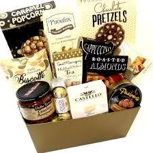 gourmet gift basket gold gourmet gift basket food gift basket www popbasket