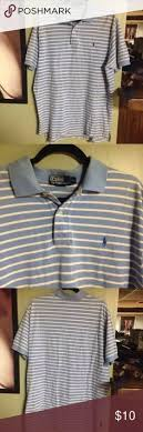 light blue striped polo dress xl nautica striped polo a xl light blue striped polo in great