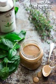 Kitchens By Katie by Walnut Balsamic Vinaigrette Healthy Seasonal Recipes