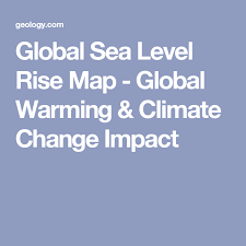 louisiana map global warming global sea level rise map global warming climate change impact