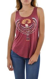 lucky brand egyptian eagle tank from lafayette by brothers on the