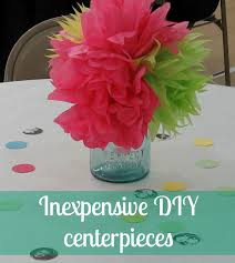 Cheap Centerpieces Triyae Com U003d Inexpensive Centerpieces For Outdoor Party Various