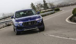 maserati levante dashboard you can now order an suv with a ferrari built engine