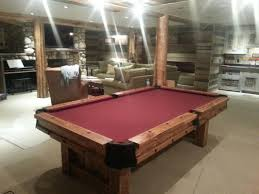 Wood Pool Table Convertible Pool Tables Generation Billiards