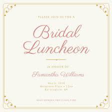 bridal luncheon invitations bridal luncheon invitations announcements zazzle bridal luncheon