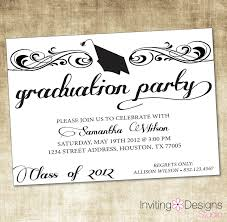 party invitation wording invitation sles for unique image result for graduation