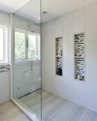 No Shower Door Is This An Open Shower With No Door
