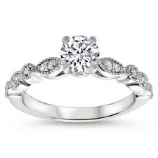 vintage inspired engagement rings vintage inspired engagement ring setting sweet bliss