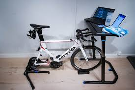 Diy Bike Desk The Wahoo Kickr Desk In Depth Review Dc Rainmaker
