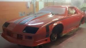 inferno orange metallic iroc z anybody third generation f body