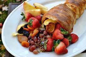 Edible And Easy Cornucopia