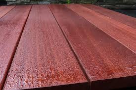 batu hardwood decking red balau meranti batu exterior deck supplier