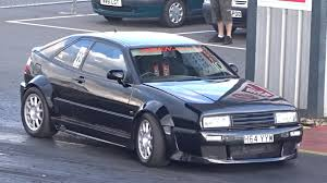 volkswagen corrado purple 2015 vw action 4wd 20v turbo vw corrado 10 004 141mph youtube