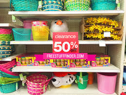 50 easter items at target