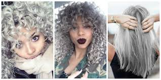 hair styles for spring 2015 grey hair trend spring 2015 the fashion tag blog