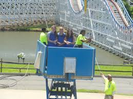 Six Flags Acrophobia Six Flags Part 1 82 Days Of Summer Daze