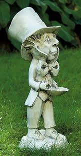 in garden statues these i the mad