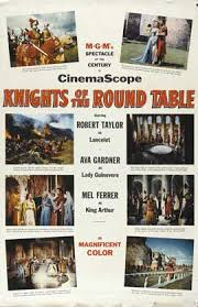 Knights Of The Round Table 1953 Knights Of The Round Table Movie Posters From Movie Poster Shop