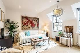 Scottish Apartment Unusual Country Interior Design - European apartment design