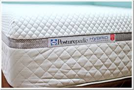 bedroom makeover sealy posturepedic hybrid mattress review