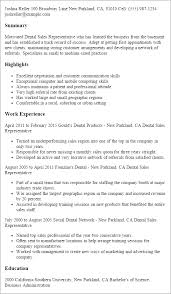 Patient Service Representative Resume Examples by Professional Dental Sales Representative Templates To Showcase