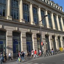 bureau de poste montparnasse bureau de poste à en métro