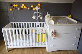 chambre bébé gris et chambre chambre bébé gris et jaune chambre bébé gris at chambre
