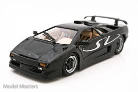 black lamborghini diablo 1995 black lamborghini diablo sv diecast model car diecast model cars