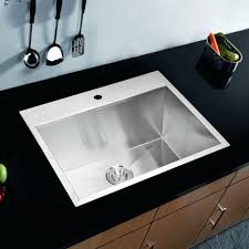 overmount sink on granite overmount sink kohler kitchen sinks drop in utility home depot on