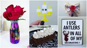 diy beauty and the beast crafts pinterest inspired youtube