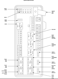 dodge caliber fuse diagram wiring diagrams