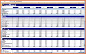 Wedding Planning Spreadsheet Annual Household Budget Template Virtren Com