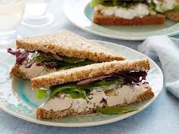 5 healthy chicken salad recipes food network healthy eats