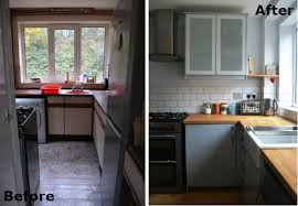 how to modernize a small kitchen 70s kitchen makeover before after bob vila