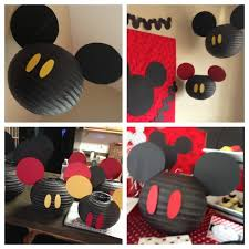 nice mickey mouse party decorations ideas images given inspiration