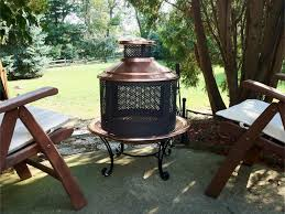 chiminea vs fire pit outdoor chiminea fire pits outdoor furniture decorating the