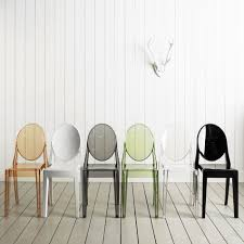 Unique Dining Room Chairs Furniture Armless Ghost Chairs Ikea In 6 Colors For Unique Dining