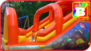 Outdoor Inflatables Outdoor Inflatables Playground Slides Play Park