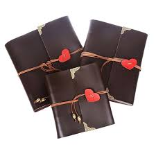 photo albums online brand new pu leather photo album high grade leather hot heart