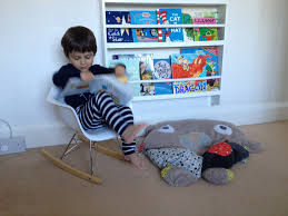 kids u0027 eames style rocking chair giveaway and review mummy says