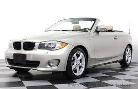 used bmw 1 series convertible 2013 used bmw 1 series certified 128i convertible at eimports4less