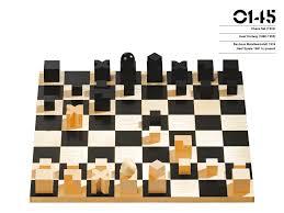 design is fine history is mine u2014 josef hartwig bauhaus chess