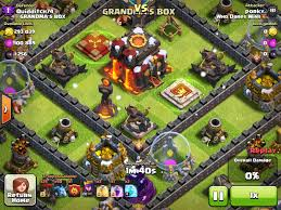 image clash of clans xbow xbows not firing