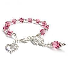 rosary kits rosary bracelet kit