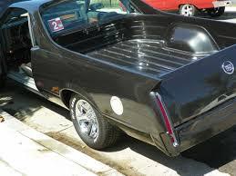 New Chevrolet El Camino Chevy El Camino Escalade Is One Confused Ride
