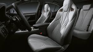 lexus white interior lexus gs f sports sedan lexus uk