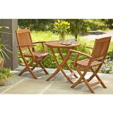 Patio Bistro Table Set by Wood Patio Furniture Home Depot Xtreme Wheelz Com
