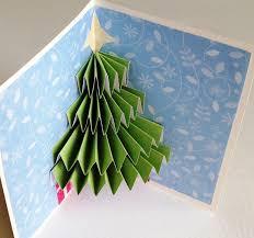 tree pop up card twiggynest