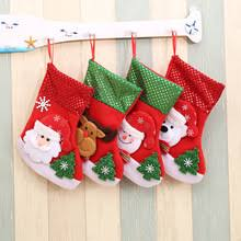 Christmas Decoration Supplies Wholesale by Online Get Cheap Christmas Stockings Wholesale Aliexpress Com